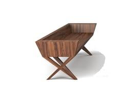 Panca in legno VIVIAN | Panca in legno massello - Vivian