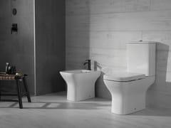 Sedile wc ammortizzatoNOKEN URBAN   Sedile wc - PORCELANOSA GRUPO