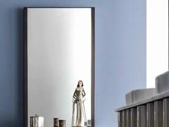 Specchio da parete con illuminazione integrata QUADRA   Specchio da parete - Zoe Gold