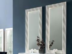 CorteZari, EBON | Specchio con illuminazione integrata  Specchio con illuminazione integrata