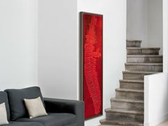 Radiatore ventilato caldo-freddo in Olycale® GREENOR TRIBAL - CINIER RADIATEURS CONTEMPORAINS
