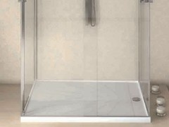 Cosentino, FRECCIA Piatto doccia rettangolare in Silestone®