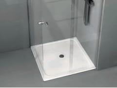 Cosentino, FLOW Piatto doccia quadrato in Silestone®