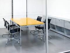 Tavolo da riunioneUSM HALLER CONFERENCE TABLE | Tavolo da riunione - USM MODULAR FURNITURE