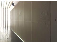 Parete acustica in cemento-legnoBetonAcustik - BETONWOOD