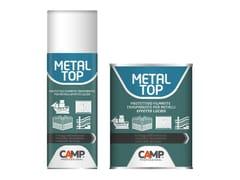 Vernice trasparenteMETAL TOP - CAMP