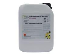 Stone International, P100 Detergente acido Prodotto per la pulitura delle facciate