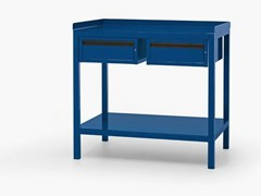 Banco da lavoro in metallo con cassettiSET | Banco da lavoro - FANTIN