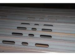 CMM, Taglio laser profili in acciaio Giunto metallico per struttura tubolare