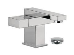 Miscelatore per lavabo da piano monoforo TWIN | Miscelatore per lavabo - Twin