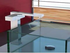 Miscelatore per lavabo da piano monoforo TWIN | Miscelatore per lavabo alto - Twin