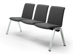 Seduta su barra a pavimento PUBLICA | Seduta su barra - Publica