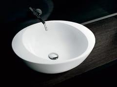 Lavabo in ceramicaACCENT BASIN - A. E T. ITALIA