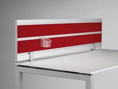 Pannello divisorio da scrivania BASIC4 | Pannello divisorio da scrivania - Basic4