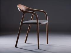 Sedia imbottita con braccioliNEVA | Sedia imbottita - ARTISAN