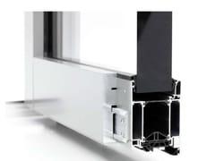 WICONA, WICSTYLE Sistemi porta antiproiettile