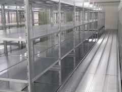 Scaffale metallico componibile ad incastroScaffale tecnico - CASTELLANI.IT
