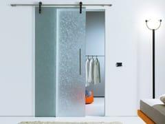 Vitrealspecchi, MADRAS® KYOTO Vetro satinato decorato semitrasparente antimpronta