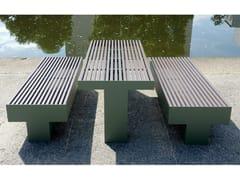 BENKERT BANKE, COMFONY 800   Tavolo per spazi pubblici  Tavolo per spazi pubblici