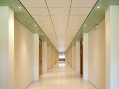 ITP, WOOD SHADE LAY-IN 15 Pannelli per controsoffitto in MDF