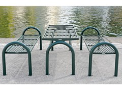 BENKERT BANKE, SIARDO 150 R | Tavolo per spazi pubblici  Tavolo per spazi pubblici