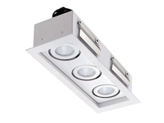 Faretto a LED multiplo da incasso Quad Maxi 1.3 - L&L LUCE&LIGHT