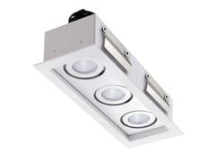 Faretto a LED multiplo da incasso Quad Maxi 1.3 -