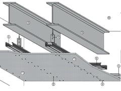ITP, MGO FIRE PLUS® S13/27 - REI60 Controsoffitto tagliafuoco per protezione travi metalliche
