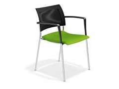 Sedia da conferenza con braccioli FENIKS | Sedia con braccioli - Feniks