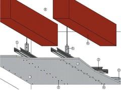 Controsoffitto tagliafuoco per protezione solai in legno MGO FIRE PLUS® S13/27 - REI30 - MGO FIRE