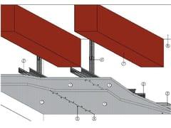 Controsoffitto tagliafuoco per protezione solai in legno MGO FIRE PLUS® S26/27 - REI90 - MGO FIRE