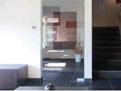 Glassolutions, SECURIT DOORS Porta in vetro personalizzabile