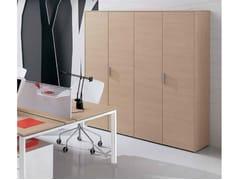 Mobile ufficio in legno con ante a battentePEGASO | Mobile ufficio con ante a battente - CASTELLANI.IT