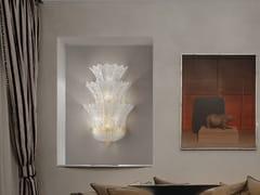 Lampada da parete in vetro REDENTORE AP 15FP - Redentore
