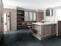 Cucina con penisola NOA - COMPOSIZIONE 3 - Noa