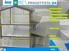 Software onlinePROGETTISTA 24 - KNAUF ITALIA