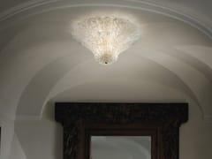 Lampada da soffitto in vetro SAN GIORGIO PL 46FP - San Giorgio