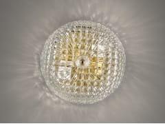 Lampada da parete in vetro SAN MARCO PP 30 - San Marco