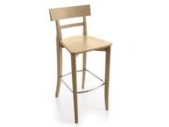 Sedia in legno con poggiapiedi MAESTRALE   Sedia - Maestrale