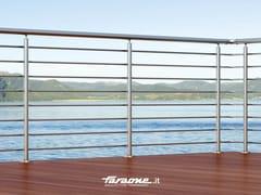 Parapetto in alluminio per finestre e balconiPENTA - FARAONE