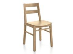Sedia in legno CORALLINA | Sedia -