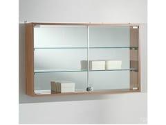 Vetrina espositiva a parete VE80/50BA | Vetrina espositiva - Cast - Vetrine