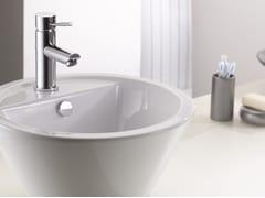 Miscelatore per lavabo da piano monoforo senza scarico MINIMAL | Miscelatore per lavabo senza scarico - Minimal
