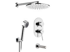 Miscelatore per doccia con soffione MINIMAL | Miscelatore per doccia con soffione - Minimal