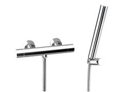Rubinetto per doccia monocomando con doccetta MINIMAL THERMO | Rubinetto per doccia con doccetta - Minimal Thermo