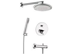 Rubinetto per doccia con doccetta MINIMAL THERMO | Rubinetto per doccia con doccetta - Minimal Thermo