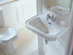 Lavamani sospeso in ceramica con troppopieno1930 | Lavamani sospeso - DURAVIT