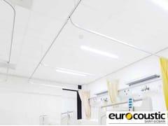 Saint-Gobain Gyproc, CLINI'SAFE Pannelli per controsoffitto resistente al fuoco per ambienti sanitari