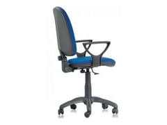 Sedia ufficio ergonomica a 5 razzeTORINO - CASTELLANI.IT
