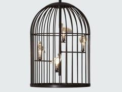Lampada a sospensione per esterno fatta a mano in ferroSOLE | Lampada a sospensione per esterno - DFN